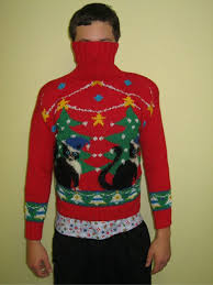 25 insanely ugly christmas sweaters