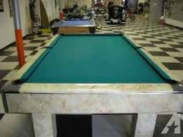 Gandy Pool Table Prices by Slate Pool Table For Sale In Virginia Classifieds U0026 Buy And Sell