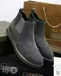 buy boots nigeria gucci suede chelsea boot for sale in ojo buy shoes from doraboy