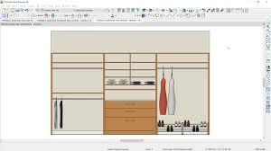 Chief Architect Kitchen Design by Creating A Closet Storage System
