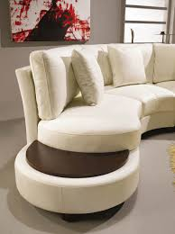 Modern White Leather Sectional Sofa by 2229bc Modern White Leather Sectional Sofa