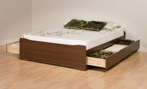 Platform Bed With Drawers Plans Queen Bed With Storage Drawers Plans Queen Bed With Storage