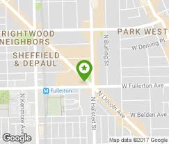 depaul map chicago s house chicago il groupon