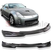nissan 350z nismo front bumper fit for 03 04 05 nissan 350z fairlady z33 king style front pu