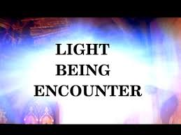 Light Being Encounter With A