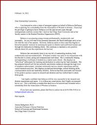 example recommendation letter for student athlete cover letter
