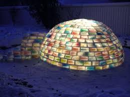 rainbow igloo rocks make