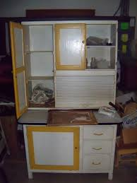 hoosier style kitchen cabinet vintage kitchen hoosiers antique kitchen cabinet hoosier before