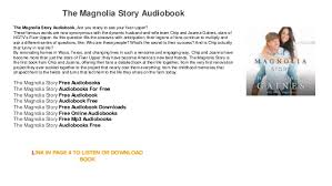 fixer upper magnolia book audiobook mp3 the magnolia story the magnolia story audiobook free