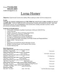 officer resume objective best loss prevention officer resume