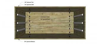 Free Diy Log Furniture Plans by Free Diy Furniture Plans How To Build A Cascade Dresser The