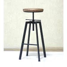 chaise bar industriel design d intérieur tabouret industriel metal a dossier