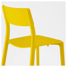 Ikea Chair Janinge Chair Yellow Ikea