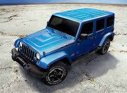 black and teal jeep uautoknow net 2014 jeep wrangler polar edition coming to the us
