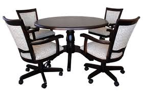 Awesome Dining Room Sets With Caster Chairs  On Ikea Dining Room - Caster dining room chairs