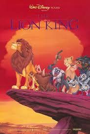 voiced characters lion king voices