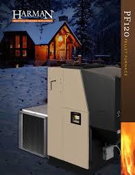 Harman Pellet Stoves Harman Pf120 Pellet Furnace Home Heating Headquarters