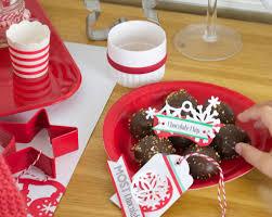 holiday cookie exchange ideas fiskars