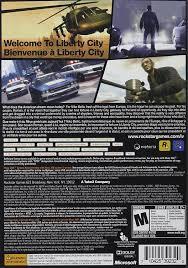 amazon com grand theft auto iv xbox 360 artist not provided
