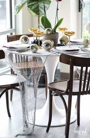 Dining Room Table Settings by Best 25 Halloween Table Settings Ideas On Pinterest Halloween