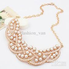 pearl necklace women images 2018 luxury pearl necklace women 39 s chain necklace fashion jewelry jpg