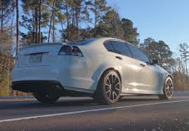modified pontiac g8 gt texas one take youtube