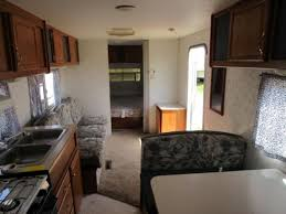 Fleetwood Wilderness Travel Trailer Floor Plans 1999 Fleetwood Wilderness 29s Travel Trailer Fremont Oh Youngs Rv