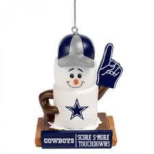 dallas cowboys 2016 nfl s mores ornament
