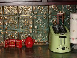 tin tile back splash copper backsplashes for kitchens 03 backsplash copper patina kitchenlink to image hb kitchens