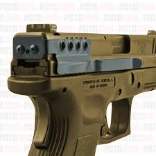 springfield xd tactical light techna clip for springfield xd ambidextrous holster pistolgear
