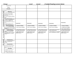 100 reading lesson plan template preparing for your guiding