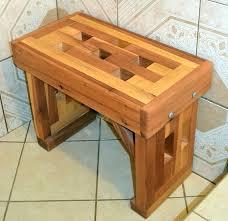 teak bath bench madaner com