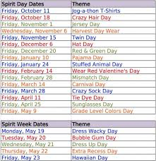 best 25 spirit week themes ideas on spirit week ideas