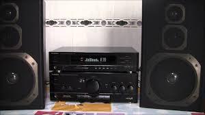 home theater equalizer amplificador technics su x302 y eq technics sh e51 altavoces