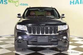 used jeep grand overland summit 2012 used jeep grand 4wd 4dr overland summit at haims