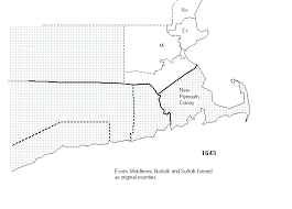map of massachusetts counties state and county maps of massachusetts