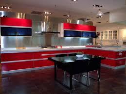 high glossy baking finish kitchen cabinet buy from beijing hokea