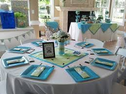 baby shower table ideas baby shower table ideas boy baby shower gift ideas