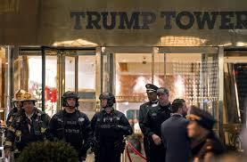 Trump Tower Ny Biz Sounds Alarm Over Trump Tower U0027occupied Zone U0027 Crain U0027s New