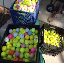 used range balls buy used golf balls
