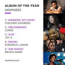best album of the year wdkx com