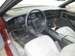 1989 camaro rs for sale michigan 1989 camaro rs interior third generation f message