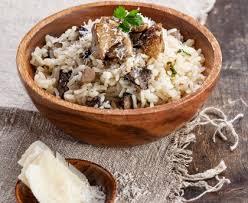 comment cuisiner chignons frais risotto aux chignons frais recette de risotto aux chignons