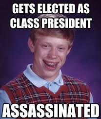 Bad Luck Brian Meme - what are the best bad luck brian memes or jokes quora