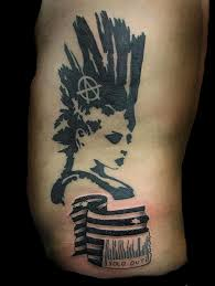 30 awesome rib cage tattoos creativefan