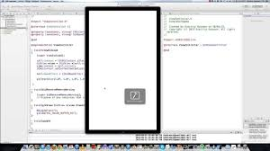 tutorial c opengl opengl es objective c game tutorial part 2 basic setup youtube