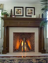 Propane Fireplace Logs by Rumford Fireplace Gas Logs