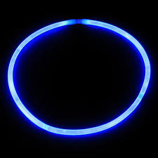 glow necklaces blue glow necklaces spiritline