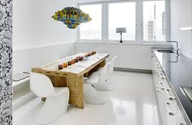 Modern Style Dining Chairs Combining Country Dining Tables With Modern Chairs Is Trendy