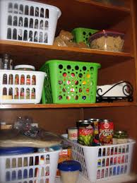 how to organize deep shelves basically use baskets but a